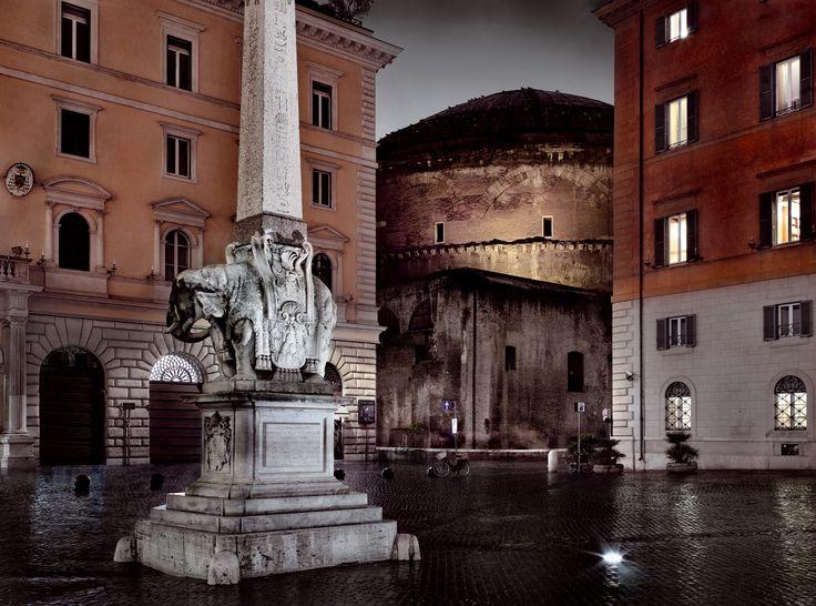Luca Campigotto: Piazza della Minerva