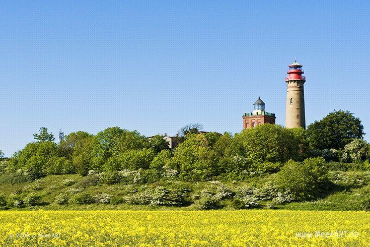Leuchttürme an der Mecklenburger Küste // #Leuchtturm #Ostsee #Ostseeküste #Leuchtfeuer  #Schifffahrt #Küste  #MeerART / gepinnt von www.MeerART.de