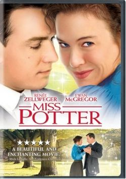Join Miss Potter in London and the Lake District of England in the early 1900s in the period drama movie of that bears her name. #movies #beatrixpotter #perioddramas