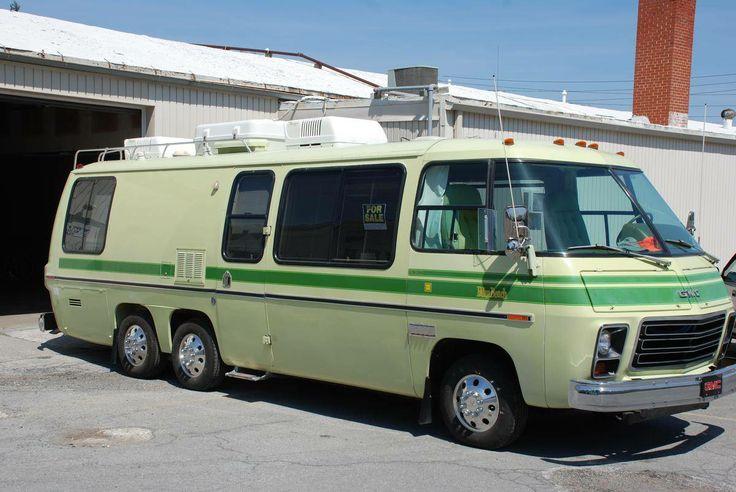 1975 GMC Motorhome
