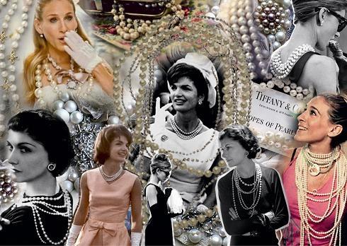 Collage de la inspiración de Bloc de Moda en su colaboración con Soers en una línea de accesorios que estará disponible en la colección Otoño / Invierno 2012.