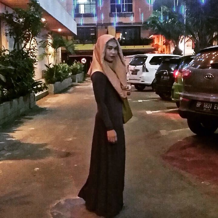 My hijab and style