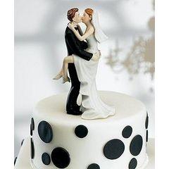 Cake Topper - Kissing Couple for R825.00