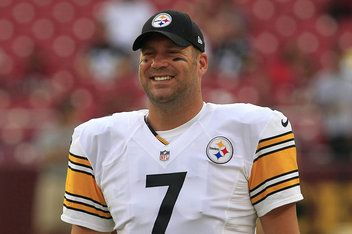 Ben Roethlisberger News, Stats, Photos | Pittsburgh Steelers