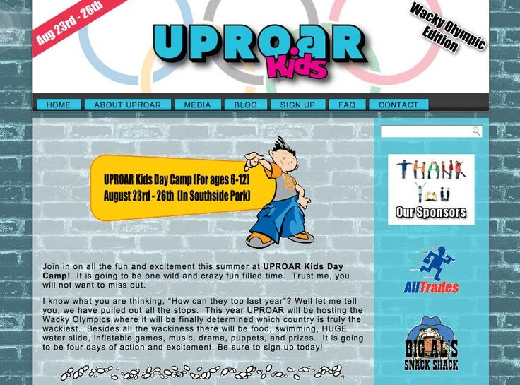 www.UproarKids.ca