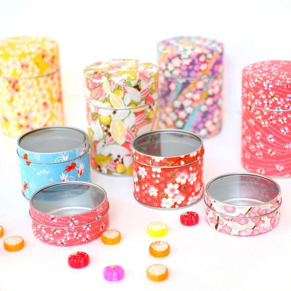 Adeline Klam - Ateliers boites à thé en papier japonais