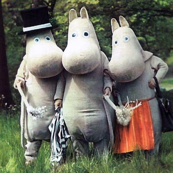 History of the Moomins - All Things Moomin