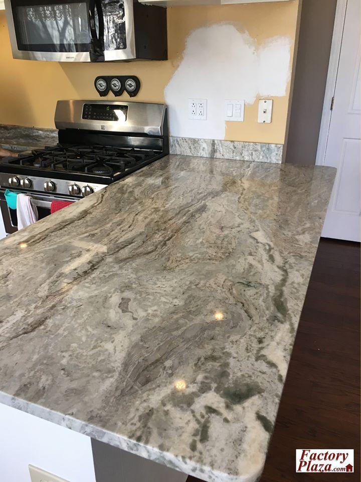 Kitchen Countertops Natural Stone Countertop In 2020 Kitchen