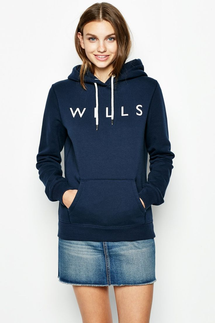 The Hunston Hoodie | Jack Wills great for any day
