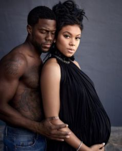Comedian/actor, Kevin Hart, abruptly ended his radio interview with  95.3 in Orlando immediately he got a call that his wife, Eniko was i...