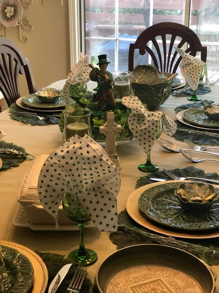 Pin By Ginny Omalley On St Patrick S Day Decor Food In 2020