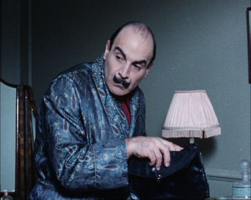 A celebration of the complete tv series Agatha Christie's Poirot (1989-2013), starring the...
