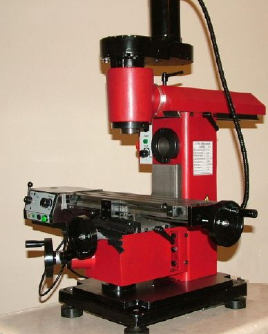 Machine Shop Lathe and Mill   Review:Sieg U1 Vertical / Horizontal Mill