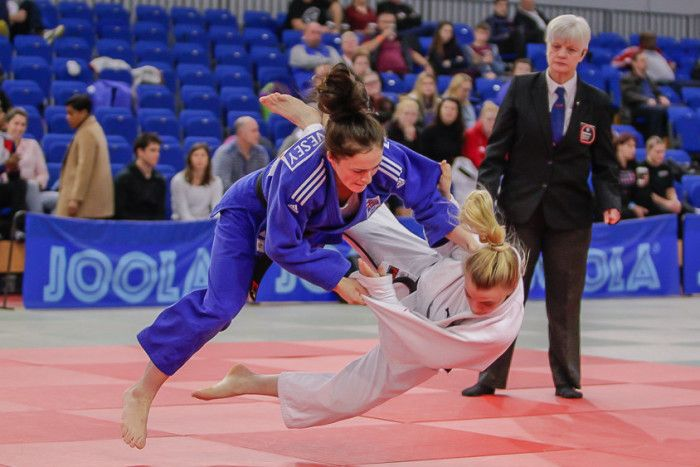 Judo: Livesey sisters named in Euro championship squad - St Helens ...