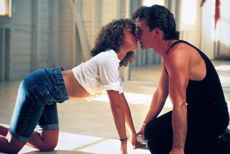 """""""I'm scared of walking out of this room and never feeling the rest of my whole life the way I feel when I'm with you."""" – Dirty Dancing"""
