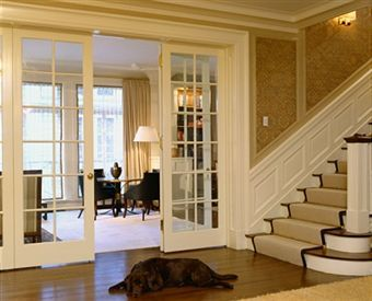 interior glass doors - Google Search