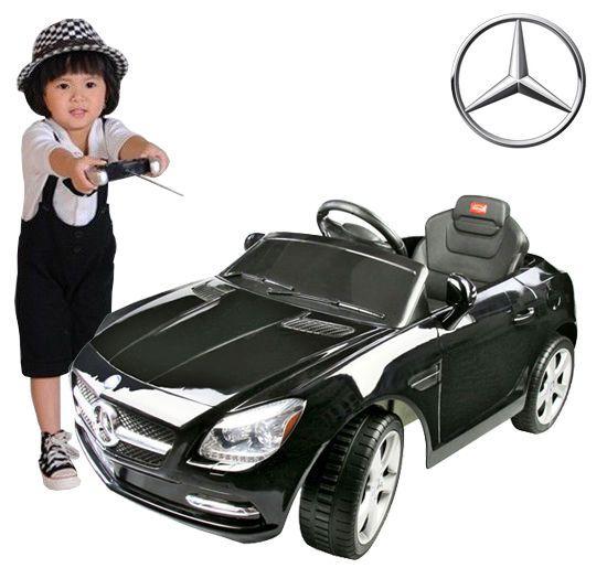 6v kids ride on cars childrens mercedes benz slk electric toy car remote control