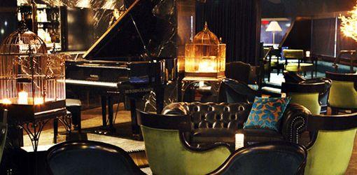 Bars in Sydney – Piano Room. Hg2Sydney.com.