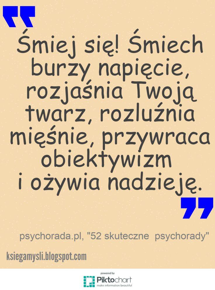 Księga Myśli #cytaty #śmiech