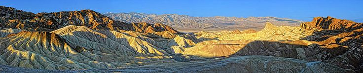 Zabriskie Point Death Valley Dave Mills