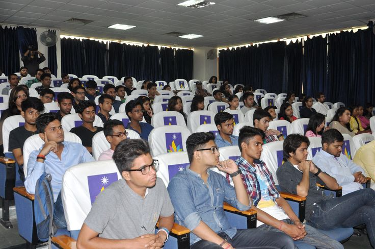 #ShardaUniversityEvent- School of #Art, #Design, and #Media #Studies celebrated #student`s #orientation #programme-15