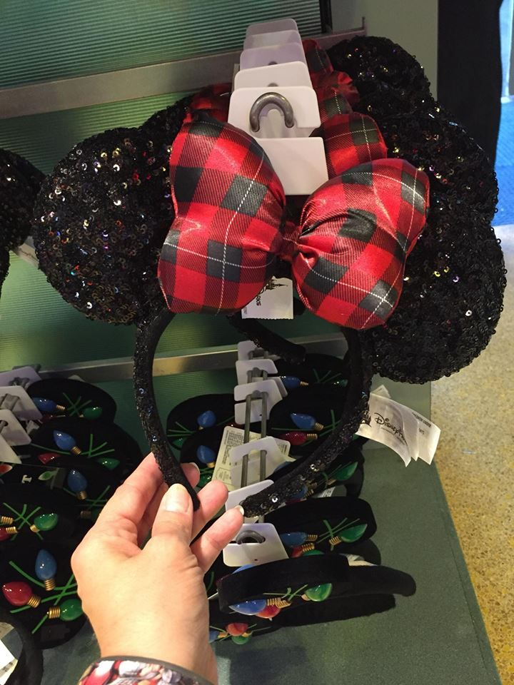 Disney Park Exclusive Christmas Merchandise Was Created With Disney Fashionistas In Mind