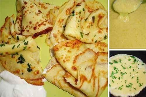 Тонкие картофельные блины — такого вы еще не пробовали. Ингредиенты:  5 небольших картофелин 250-300 молока 250-300 муки 3-4 зубчика чеснока 3 яйца 1 ст. л. (без горки) сахара 3+2 ст. л. растит масла…
