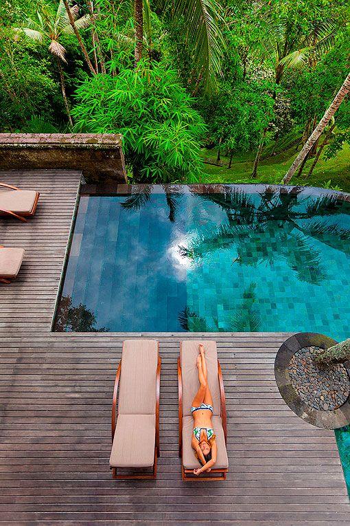 M s de 25 ideas incre bles sobre decoraci n indonesia en - Disenos de piscinas ...