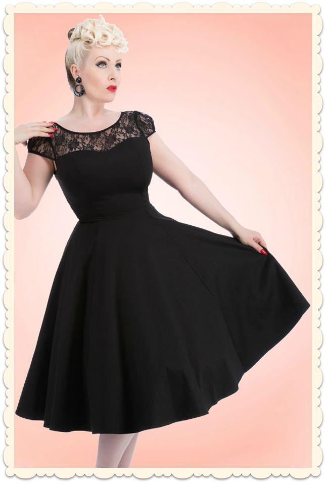 78 id es propos de robes des ann es 50 sur pinterest robes des ann es 1950 mode des ann es. Black Bedroom Furniture Sets. Home Design Ideas