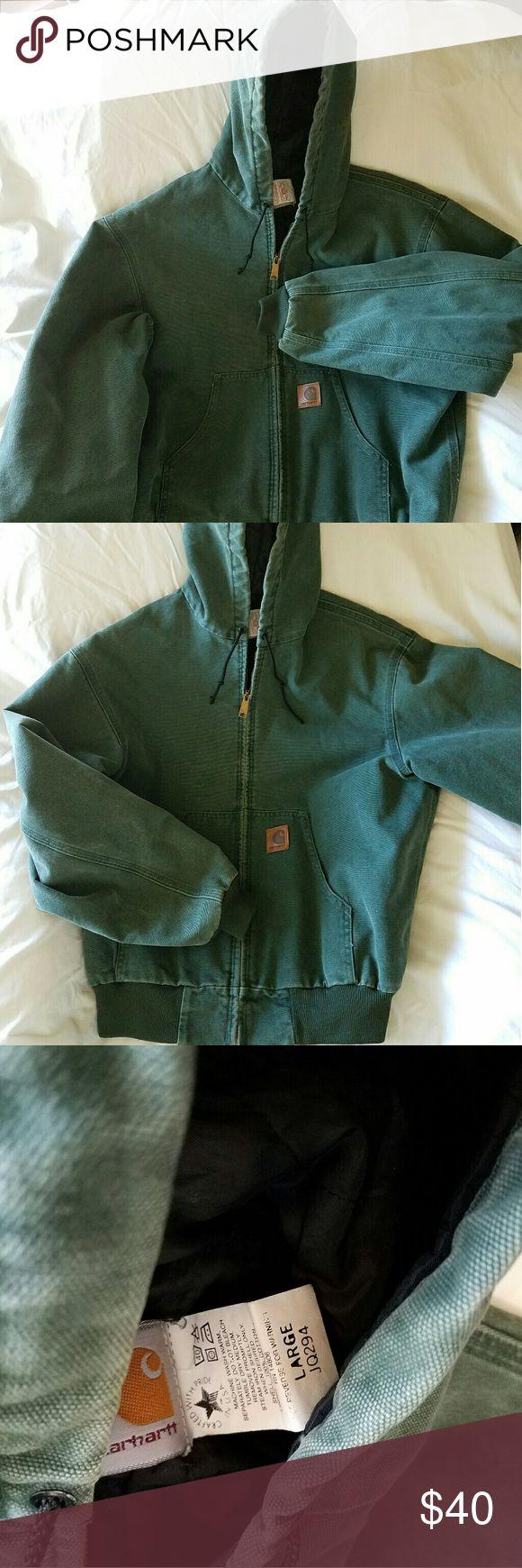 Carhartt Jacket Gently used Carhartt Jacket! Carhartt Jackets & Coats Utility Jackets