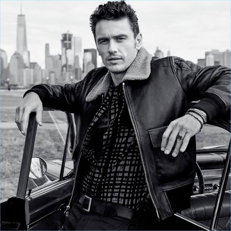 James Franco trades in his Gucci membership and joins the Coach family. The American actor fronts the brand's new fragrance campaign. Traveling to New York for the advertisement, Franco connects with photographer Steven Meisel. He rocks a leather moto jacket as he leans against a vintage Plymouth Valiant. Franco mirrors the fragrance's timeless cool, which...[Read More]