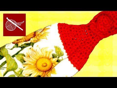 Free Crochet Towel Topper Patterns
