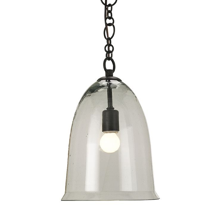Harper pendant by currey