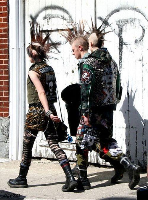 Imagen de punk