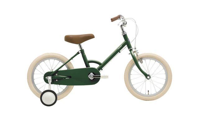 トーキョーバイク、子供用自転車に新色のミドリとオレンジ追加