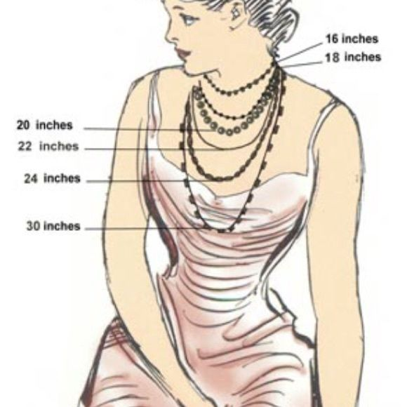 Tips For Determining The Right Size Home For You: 21 Best How To Wear Jewelry-Tips & Tricks Images On