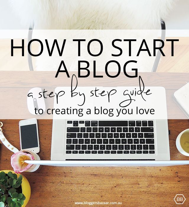 A great guide to starting a blog yourself. Simple instructions to get up and running today!  http://www.bloggersbazaar.com.au Blog, Blogging Business #blog