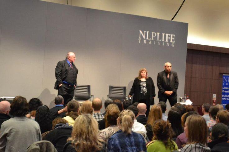 10 Citaten uit de NLP Prac en Master Prac in Londen, Oktober 2012, van Dr. Richard Bandler, Kathleen and John La Valle
