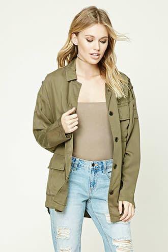 Contemporary Patch Jacket Jetzt bestellen unter: https://mode.ladendirekt.de/damen/bekleidung/jacken/sonstige-jacken/?uid=227327d7-d0b6-5804-a218-d82bd2c3103e&utm_source=pinterest&utm_medium=pin&utm_campaign=boards #women's #accessories #clothing #outerwear #sonstigejacken #bekleidung #jacken