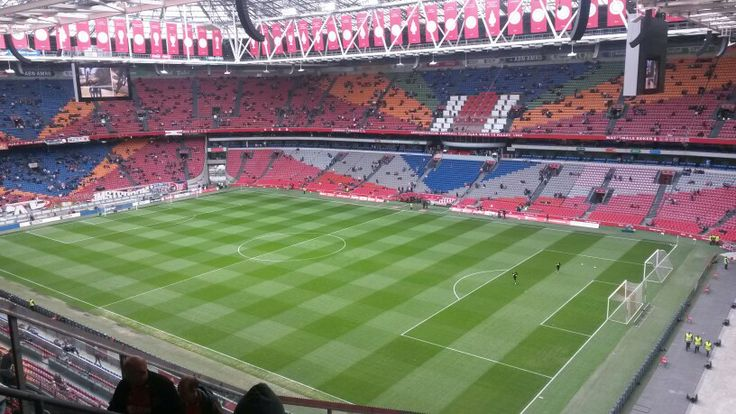 #Amsterdam#Arena#AFCA#AJAX