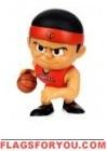 """Cardinals Lil' Teammates Series 2 Playmaker 2 3/4"""" tall"""