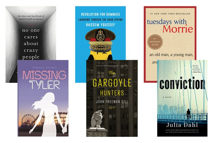 NY Post This week's must-read books  By Mackenzie Dawson April 26, 2017 | 9:18am  The Gargoyle Hunters by John Freeman Gill (Knopf) Thirteen-year-old Griffin Watts is charged with an unusual crime: the theft of stone gargoyles off New York City buildings, from tenements to skysc…