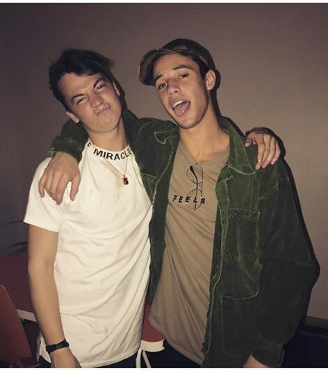 cameron dallas and taylor caniff birthday
