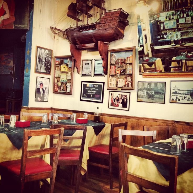 Restaurant Cinzanno