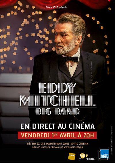 Le crooner Eddy Mitchell va se retrouver dans les salles obscures non pas pour défendre un nouveau film mais pour y diffuser son concert. Depuis 2010 l'artiste ne s'est plus produit seul sur scène. Il a cependant envie de retrouver son public et de présenter...