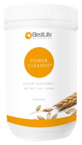 PowerCleanse. Mezlca de Fibra, Hierbas y Probióticos para Salud y Limpieza Digestiva.