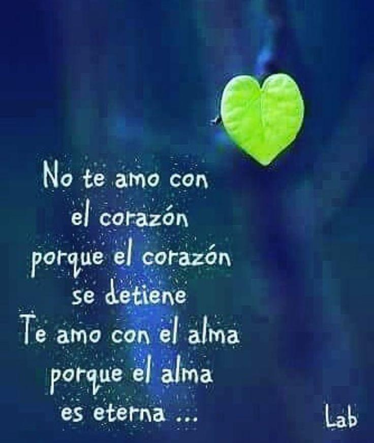 Así te amo...