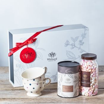 Die besten 25 waitrose hampers ideen auf pinterest whittard hot chocolate hamper for her waitrose gifts negle