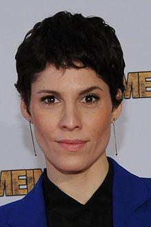 Jasmin Gerat (* 25. Dezember 1978 in Berlin) ist eine deutsche Schauspielerin und Moderatorin.