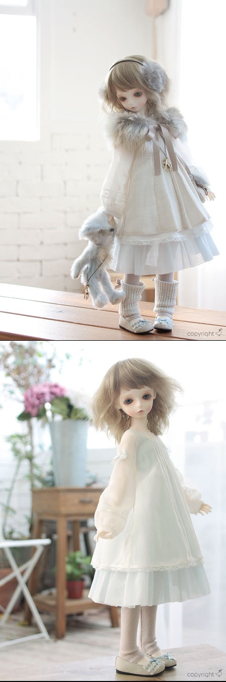 #bjd ball-jointed-doll